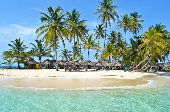 Kuanidup Island San Blas Islands Panama