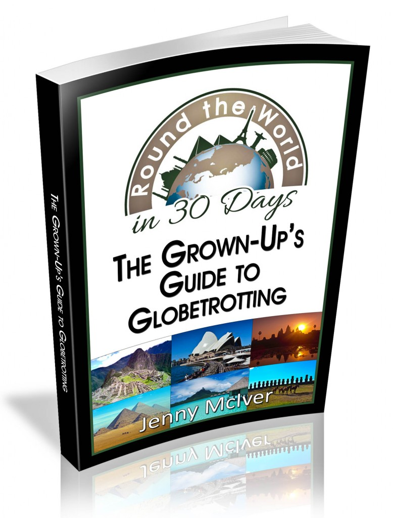 Plan a Trip Around the World Book
