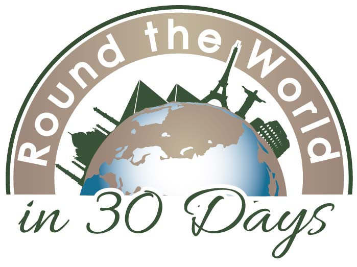 Round the World in 30 Days