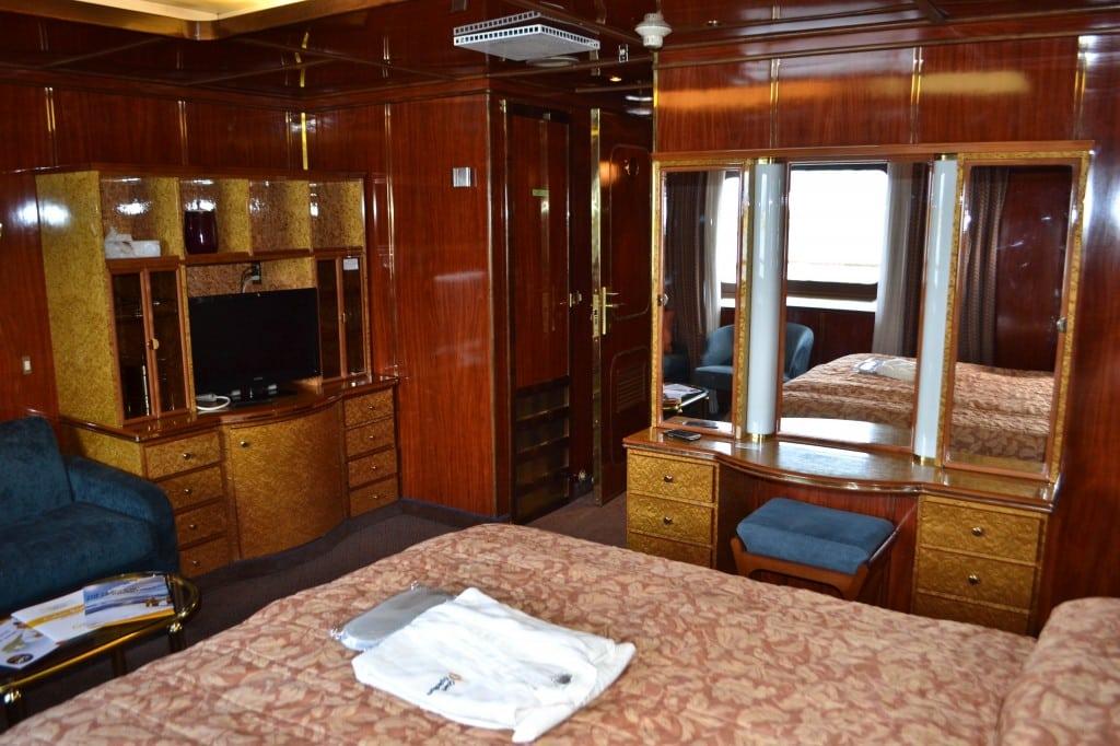 Sea Spirit Cabin 417 Antarctica
