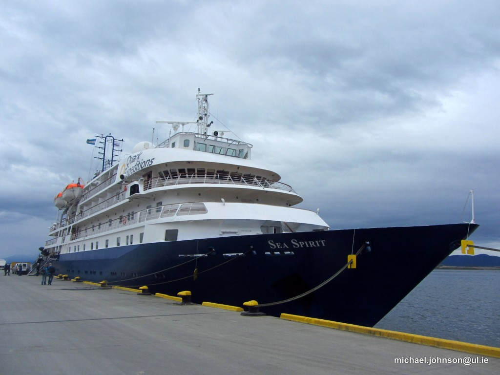 Sea Spirit Quark Expeditions Antarctica