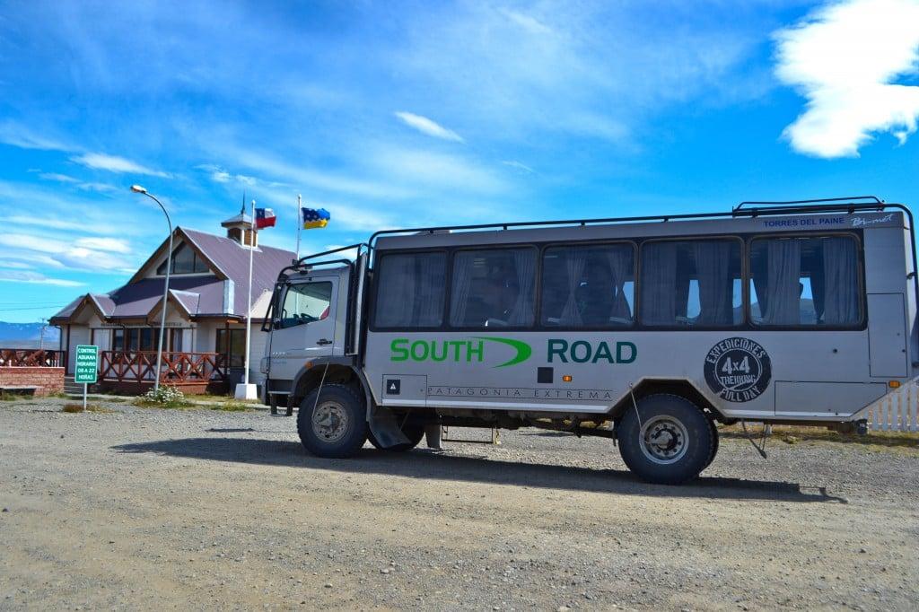 South Road Patagonia Transfer