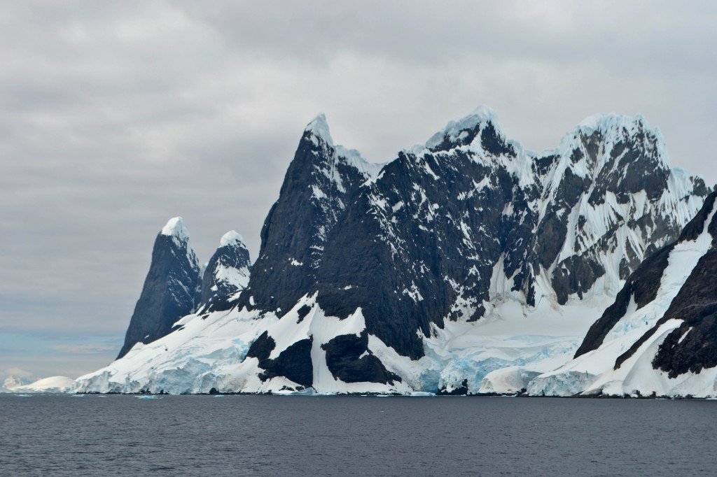 Lemaire Channel Antarctica