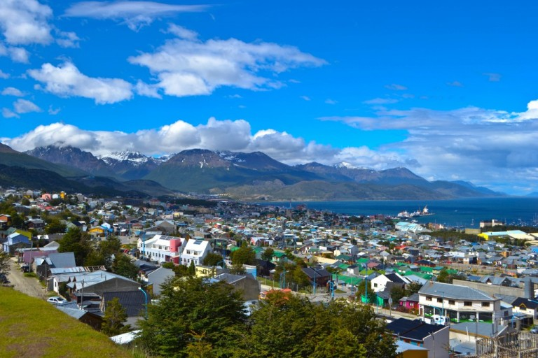 It's the End of the World: Ushuaia Argentina
