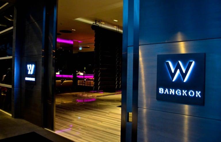Whatever/Whenever Wows at W Bangkok