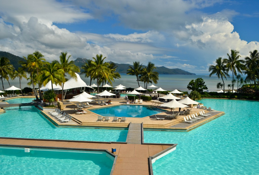 Pool Hayman Island Whitsundays