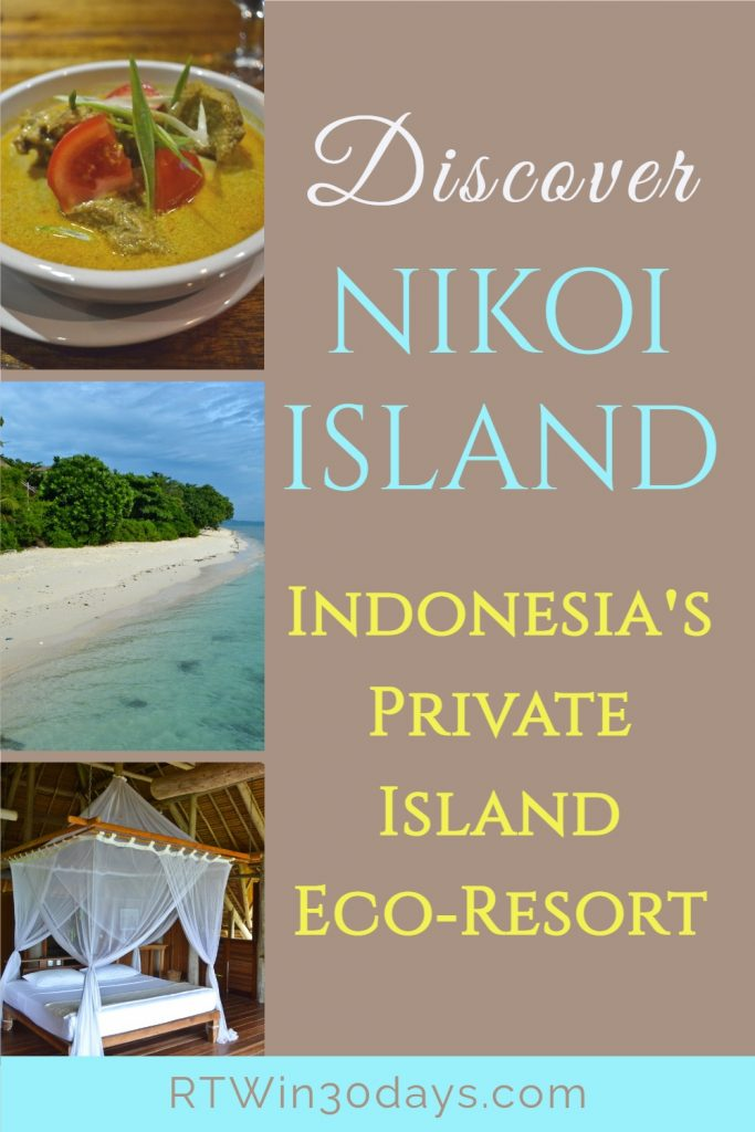 Nikoi Island Resort Indonesia