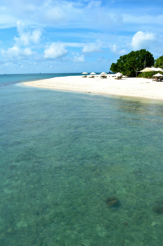 Nikoi Island Indonesia