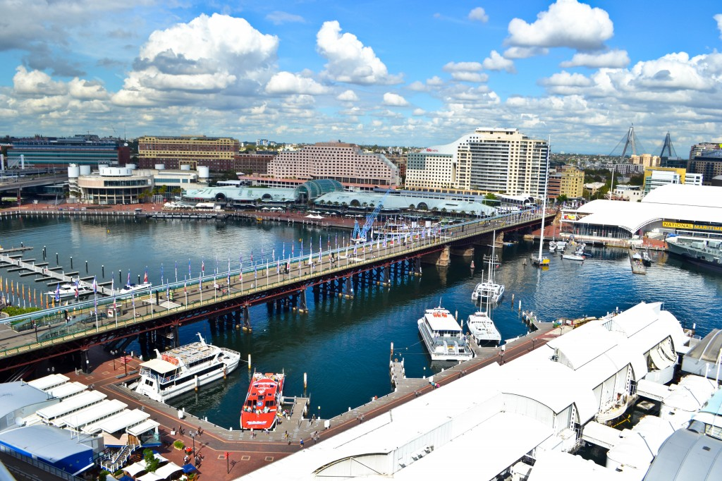 Four Points Sheraton Darling Harbour Sydney