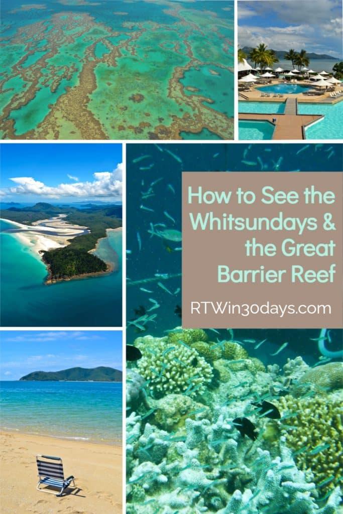 The Whitsundays Beaches