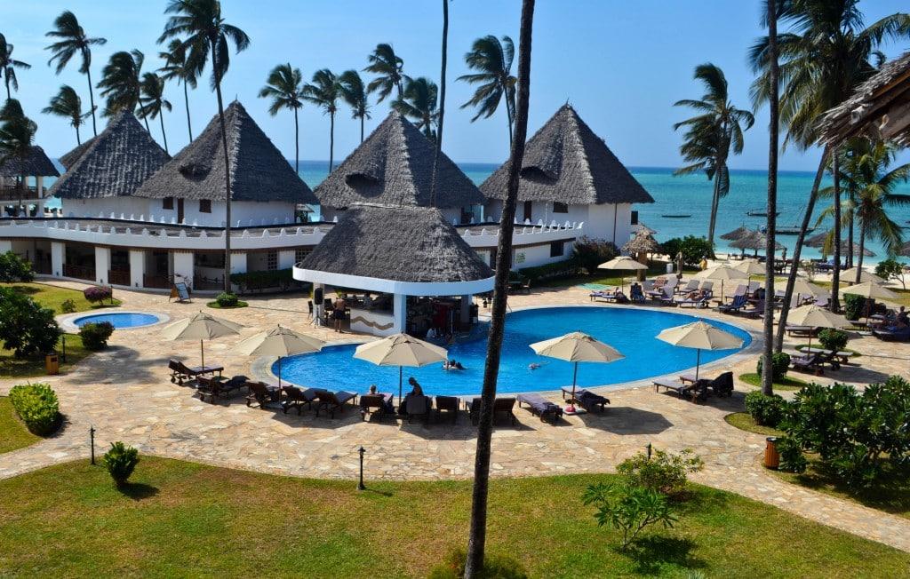 The Doubletree Zanzibar Resort