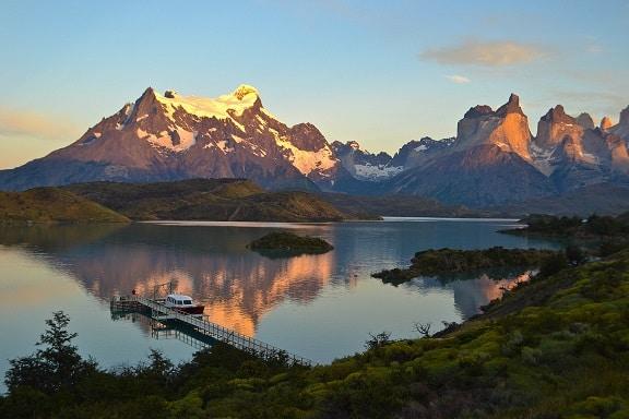 Sunrise explora Patagonia Chile