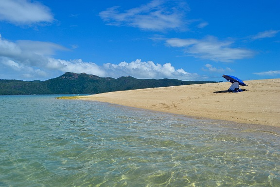 Langford Island Whitsundays Australia