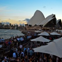 Photo of the Day – Opera Bar Sydney, Australia