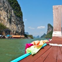 Beloved Bangkok & a Trip to Phang Nga Bay