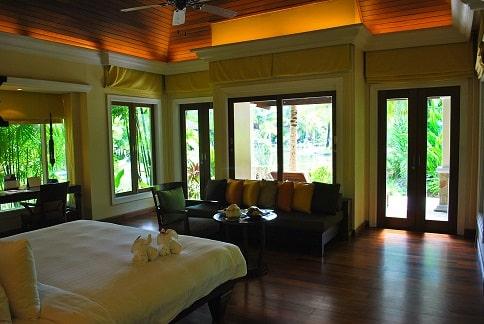 Le Meridien Khao Lak villa
