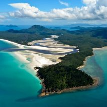 Two Ways to Whitsunday: Getting Down Under on the Great Barrier Reef