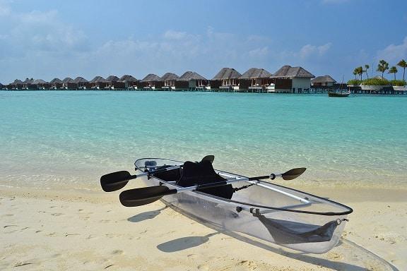 Molokini Canoe W Maldives