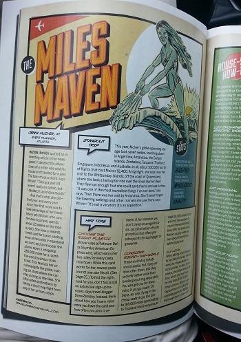 Miles Maven Money Magazine