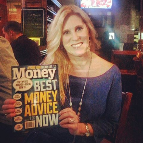 Jenny McIver Miles Maven Money Magazine, July 2013