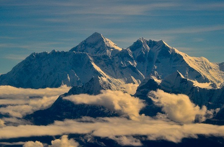 Mount Everest Summit Nepal
