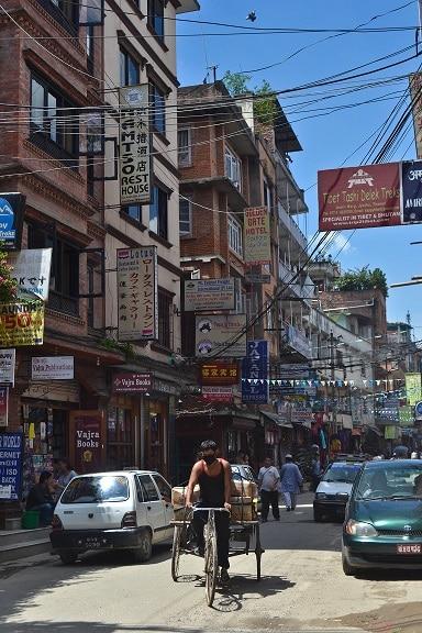 Thamel Kathmandu Nepal