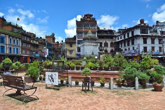 Patan Durbar Squre Kathmandu Nepal