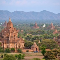 Photo of the Day – Sunset over Bagan, Myanmar