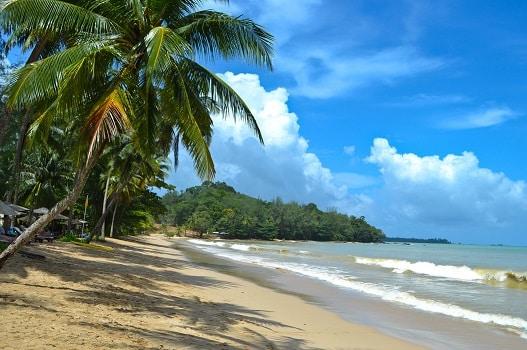 Beach Khao Lak Thailand