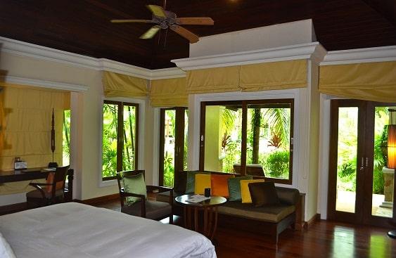 Spa Villa Le Meridien Khao Lak Thailand