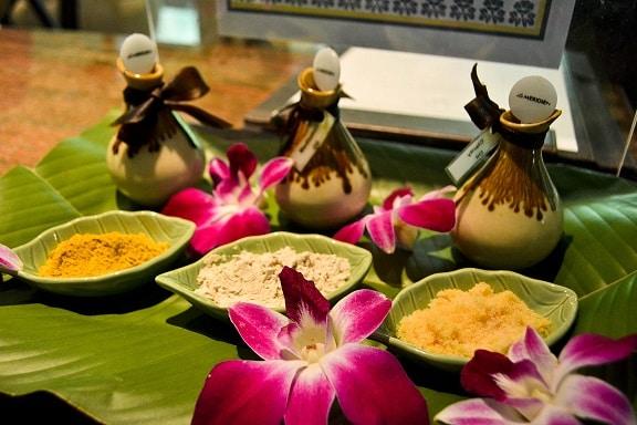 Spa Le Meridien Khao Lak Thailand