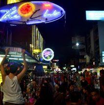 Long Lights & Late Nights in Bangkok