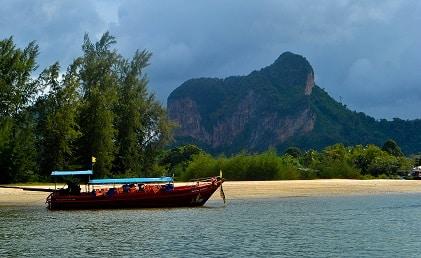 The Full Monsoon Season Monty In Krabi Thailand Rtw In 30