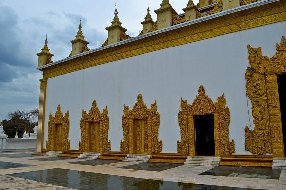 Atumashi Monastery Mandalay Myanmar