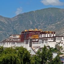 Thin Air, Don't Care: Three Days in Lhasa Tibet