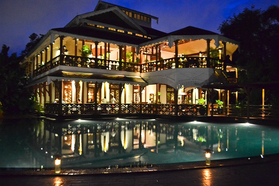 Governor's Residence Yangon Myanmar