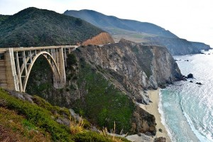 Driving the PCH Big Sur California