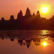 Sunrise at Angkor Wat – Cambodia