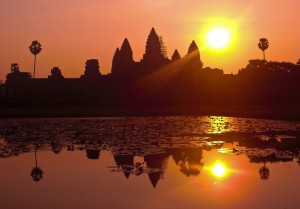 23 Angkor Wat Low Res 300x209 Around the World in 30 Extraordinary Travel Experiences