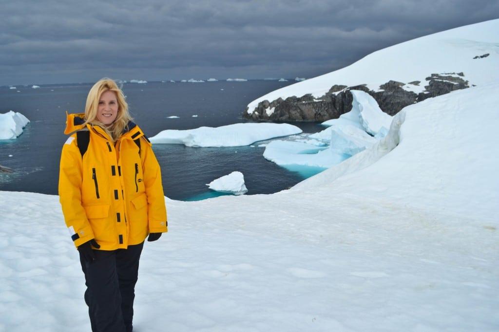 Petermann Island Antarctica