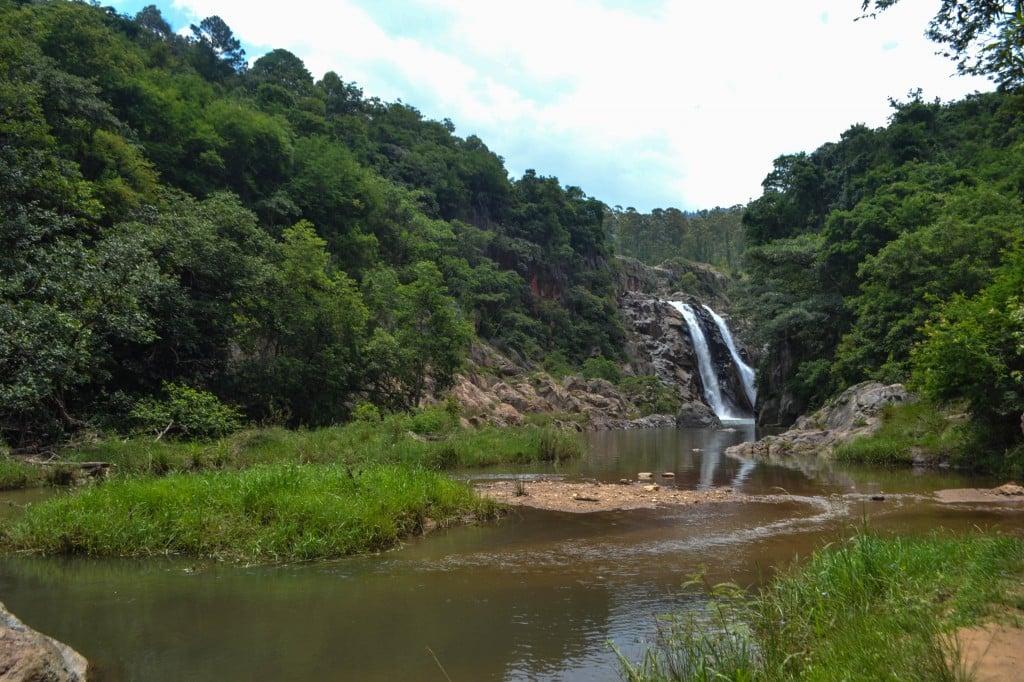 Mantenga Falls Swaziland