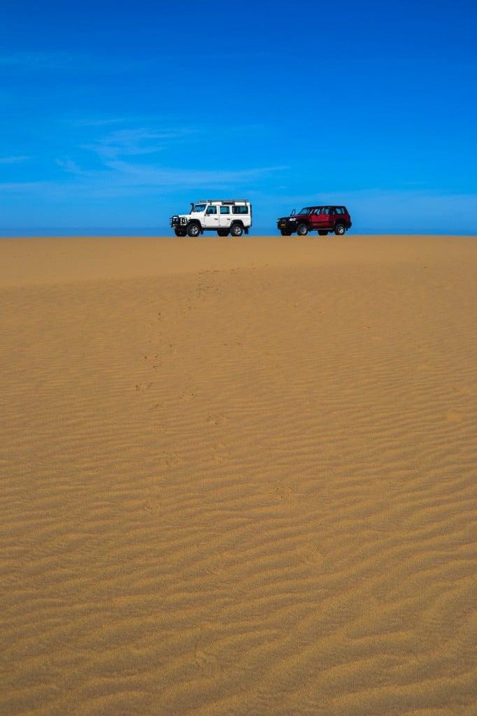 4x4 Namib Desert Namibia