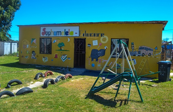 Pre-school Guguletu Townships of Cape Town