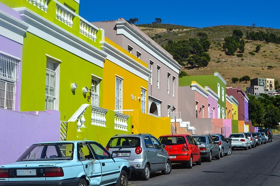 Bo Kaap Cape Town South Africa