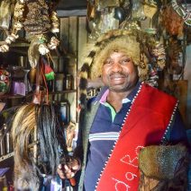 Photo of the Day – Medicine Man, Langa Township, Cape Town