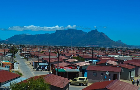 Langa Township Townships of Cape Town South Africa