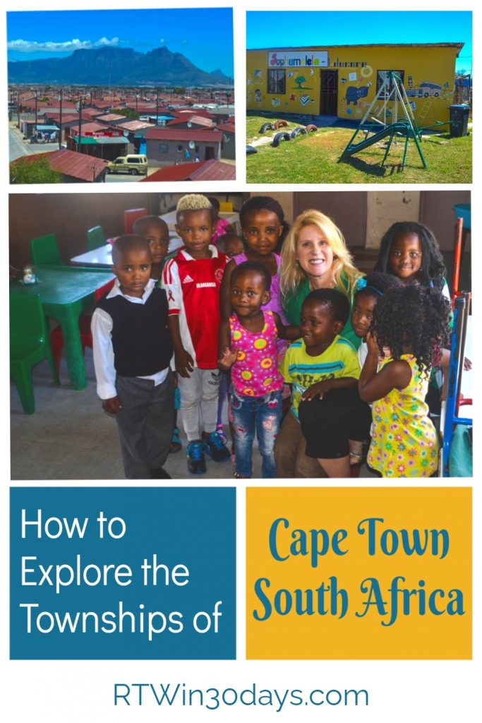 Cape Town Townships Tour South Africa