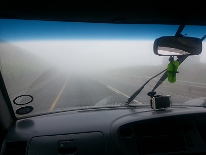 Drive from Durban to Lesotho