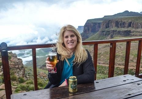 Sani Pass Lesotho Drakensberg Mountains