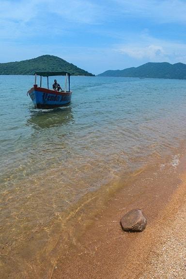 Cape Maclear Lake Malawi National Park
